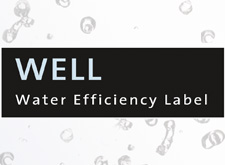 WELL logo: Water Efficiency Label