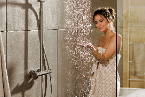 hansgrohe Croma Select 280 Showerpipe