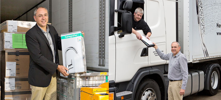 Hansgrohe faucets for flood disaster area in Southern Europe