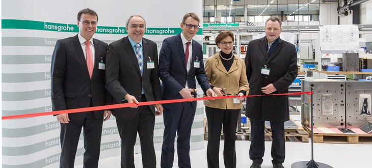 Hansgrohe inaugurates Technology Centre