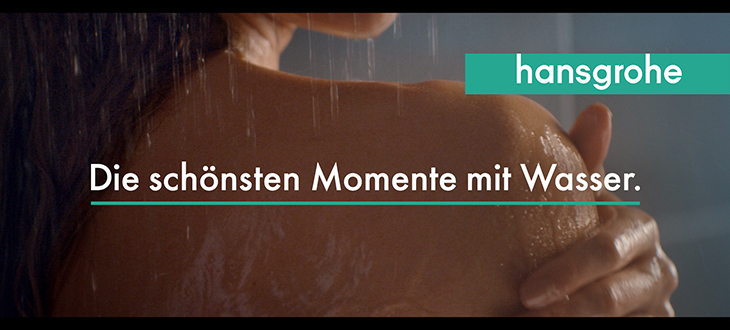 "Starting in December 2016, the premium brand hansgrohe will launch a new campaign inviting viewers to ""Meet the Beauty of Water""."