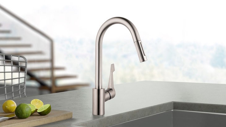 Cento HighArc Kitchen Faucet
