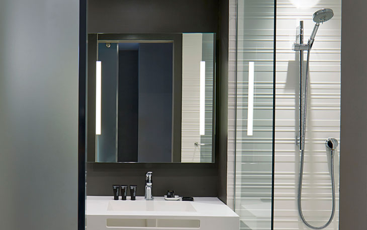 Bathroom Accessories Miami marriot ac hotel | hansgrohe us