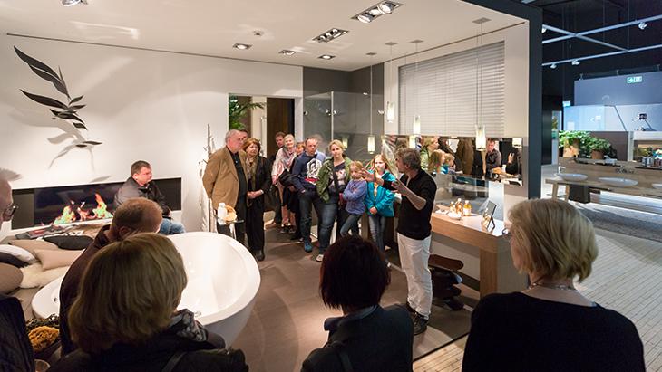 Exposition De Salles De Bain De Hansgrohe Et Axor | Hansgrohe Suisse