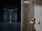 AXOR and hansgrohe showers