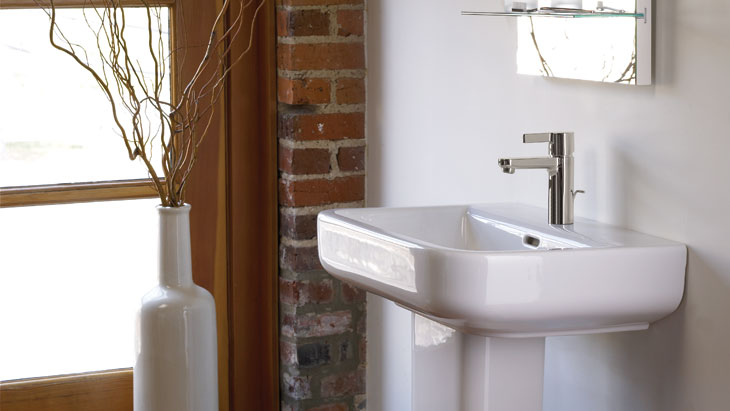 timeless bathroom design - metris s | hansgrohe us