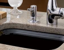 Hansgrohe accessories for the kitchen sink faucet