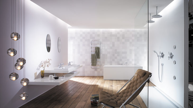 Timeless bathroom inspiration hansgrohe us