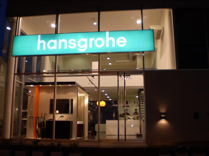 Datos de contacto, planificador de itinerario | Hansgrohe Latinoamérica