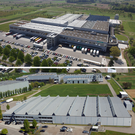 Production sites, offices, sites | Hansgrohe Group