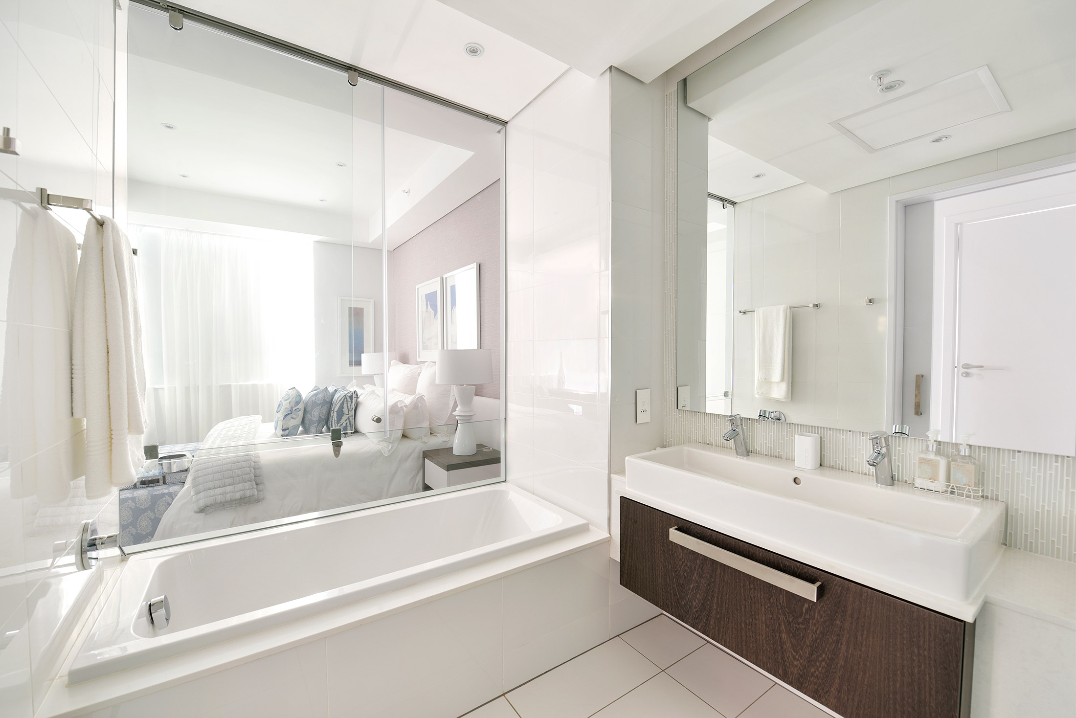 Bathroom Design Johannesburg sandton skye | hansgrohe south africa