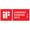 Logo iF-Ranking, Hansgrohe 2016