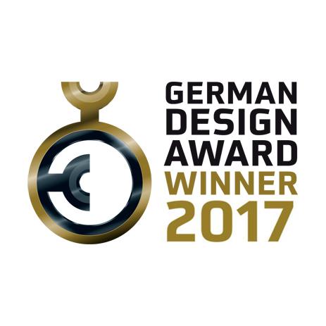 German Design Award Gold, ©German Design Council.
