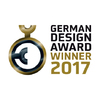 German Design Award Gold, ©German Design Council.
