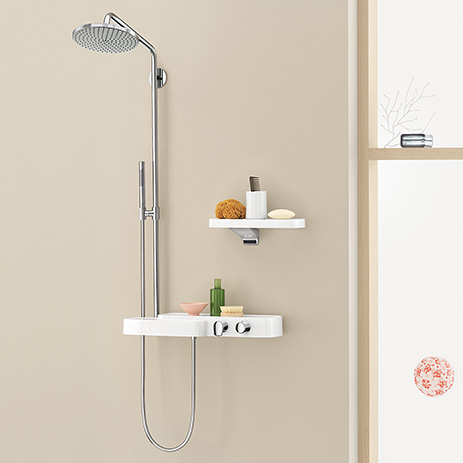 Shower, design | Hansgrohe India