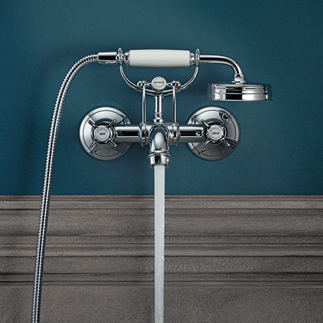 AXOR Montreux bathroom faucets, kitchen and accessories | Hansgrohe US