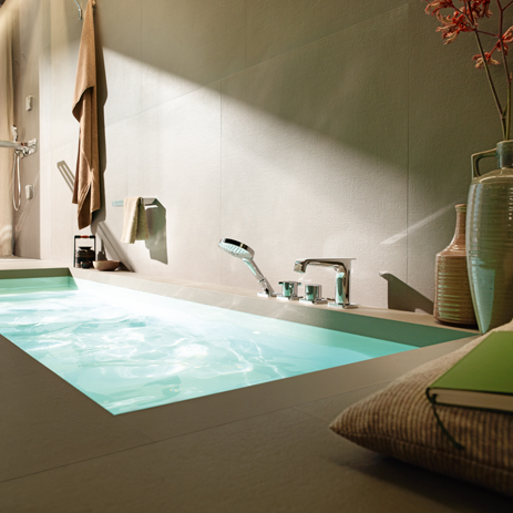 Bathroom dream, inspiration for a modern bathroom | Hansgrohe UK