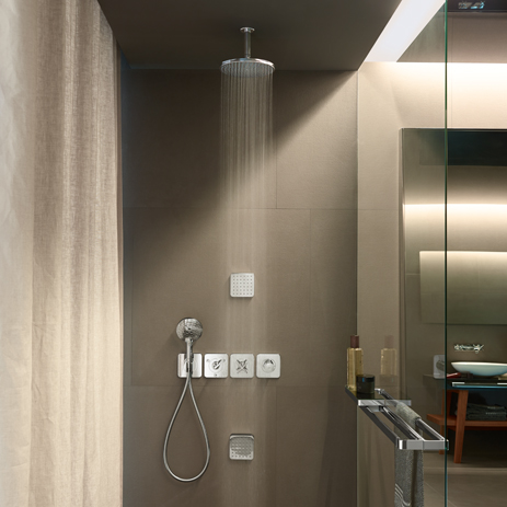 axor citterio e for elegance in the bathroom hansgrohe us. Black Bedroom Furniture Sets. Home Design Ideas