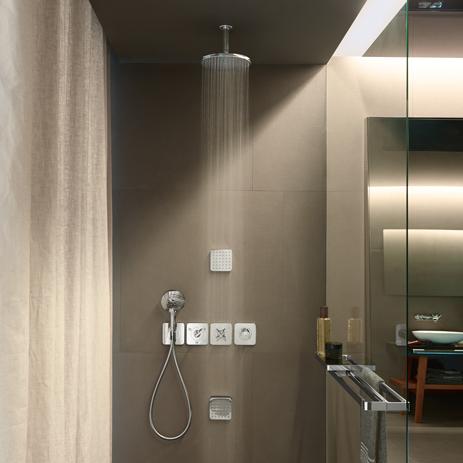 Bathroom dream, inspiration for a modern bathroom | Hansgrohe INT