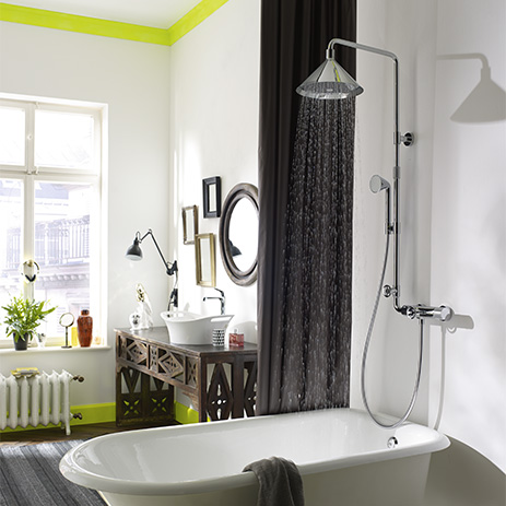 Axor inspirations: modernizing old bathrooms | Hansgrohe US
