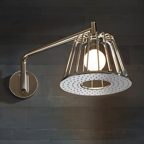 Bathroom Homeliness Led Shower Lighting Hansgrohe Int