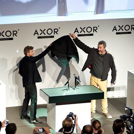 Philippe Starck and Philippe Grohe.