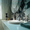 Axor Starck Organic on drop-in basin from Kohler.