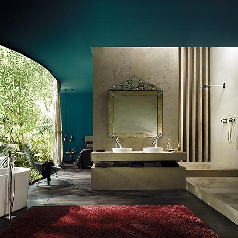 Axor Starck Organic Dream Bathroom.