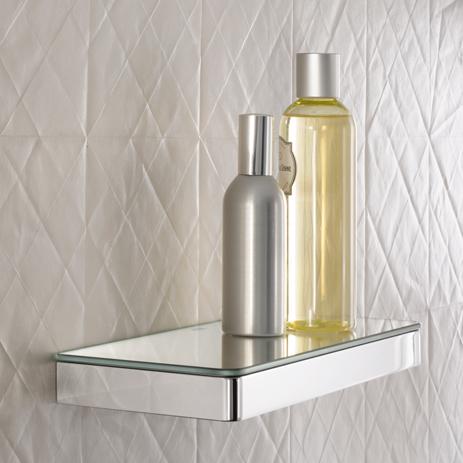 Incroyable Shelf In The Bathroom.