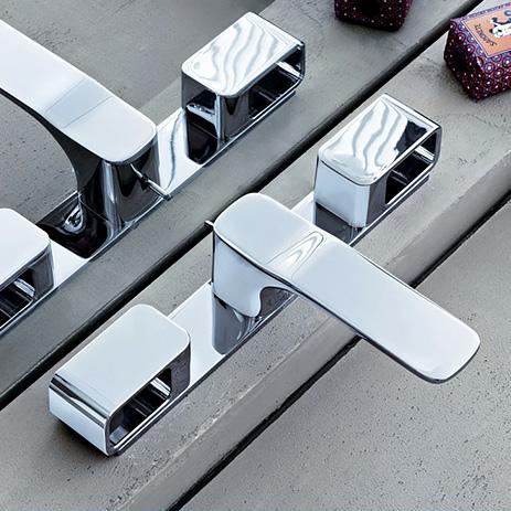 inspiration feminines traumbad mit axor urquiola. Black Bedroom Furniture Sets. Home Design Ideas