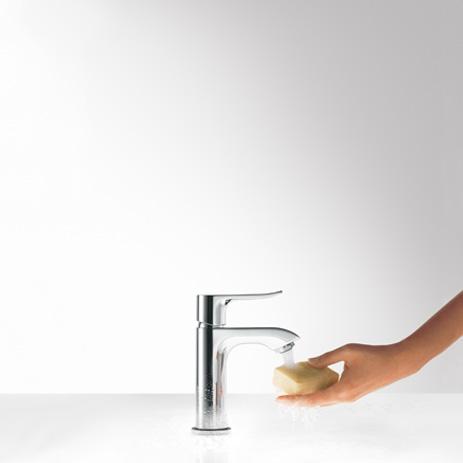 comfortzone: perfekte auslaufhöhe von armaturen | hansgrohe de - Hansgrohe Metris Küche
