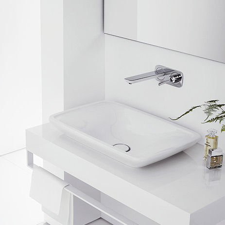 Cross generation bathroom hansgrohe group for Hansgrohe puravida