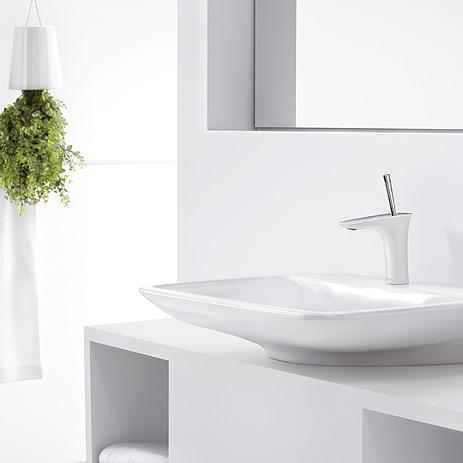 恒温淋浴龙头原理_前卫,为梦幻浴室打造的龙头 | 汉斯格雅中国