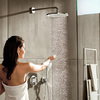 Croma 280 1 jet overhead shower.