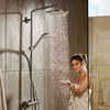 Croma Select Showerpipe