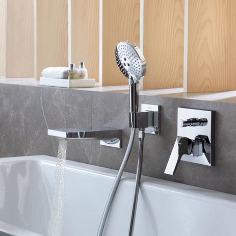 Moderne badkamer: kranen voor ultiem comfort | Hansgrohe NL