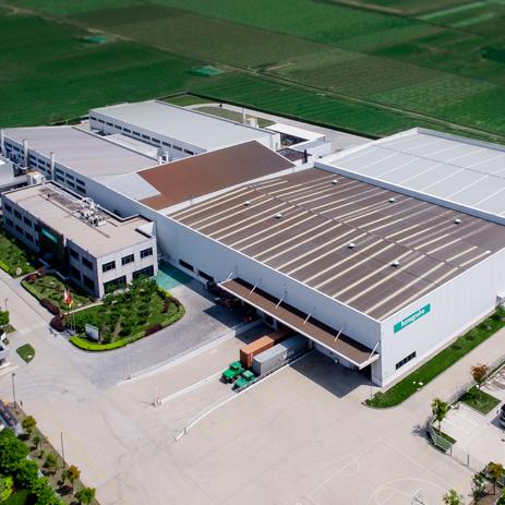 Produktionsstätten, Niederlassungen, Standorte | Hansgrohe SE
