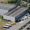 Hansgrohe logistics centre in Offenburg.