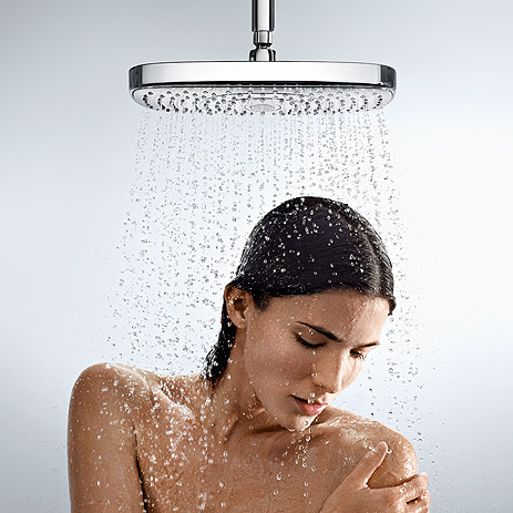Overhead Shower Head Raindance Select E 300.