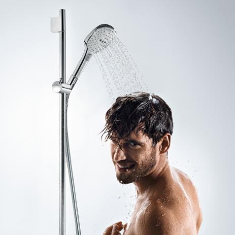 Raindance Select Shower Set, Square.