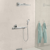Rainmaker Select rain shower and ShowerTablet.