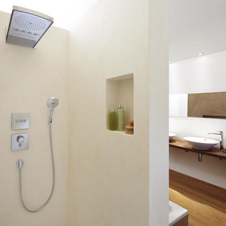 Badinspiration: Modernes Traumbad Mit Metris | Hansgrohe De 15 Beispiele Modernes Badezimmer Design