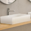 Talis Select E bathroom mixers.