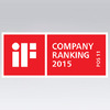 Logo iF-ranking, Hansgrohe 2015
