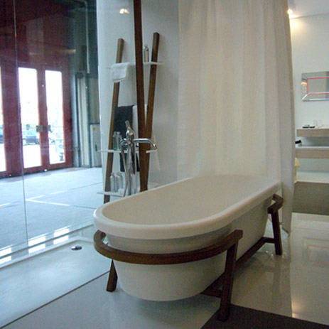 Decorating Trend Living Wood In The Bathroom Hansgrohe Int