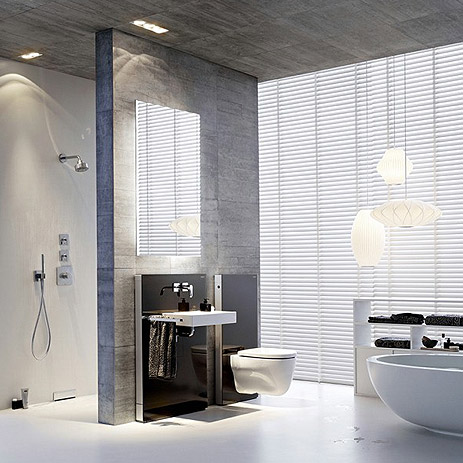 douche italienne pour ceux qui veulent le confort hansgrohe fr. Black Bedroom Furniture Sets. Home Design Ideas