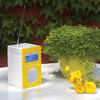 "The ""Tivoli Pal+"" portable digital radio can be used anywhere – in the garden, kitchen or on the patio. Photo © 2012 Tivoli Audio, LLC"