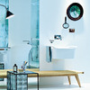 Basin and bathtub from the Axor Urquiola bathroom collection.