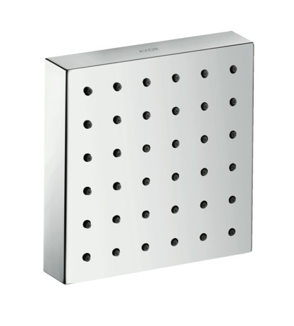 Shower module 120/120 Square for concealed installation