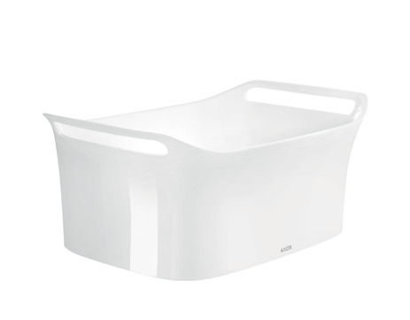 Wash bowl 625 mm x 399 mm, wall mounted